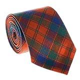TARTAN TWEEDS Robertson rojo de cordones para las cortinas Inglés Buchan de cuadros escoceses