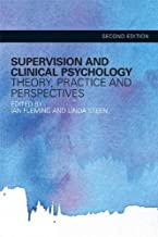 Supervision and Clinical Psychology: Theory, Practice and Perspectives