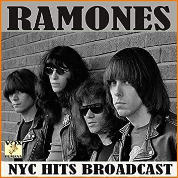 NYC Hits Broadcast (Live)