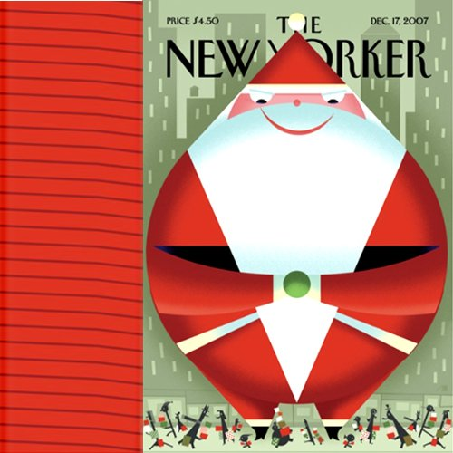 The New Yorker (December 17, 2007) audiobook cover art
