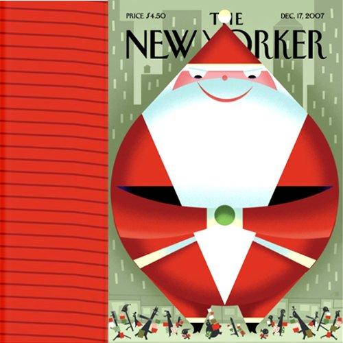 The New Yorker (December 17, 2007) cover art