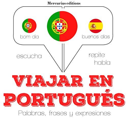 Viajar en portugués audiobook cover art