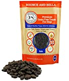 Bounce and Bella Grain Free Dog Training Treats - 1000 Tasty Treat Pack - 80% Steam Cooked Fish 20% Potato & Sweet Potato - Hypoallergenic with Omega-3, Vitamins A & D3 for Healthy Dogs (1 pack)