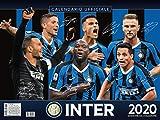 Kalender Inter 2020 Offizielles Produkt 44 x 33 cm