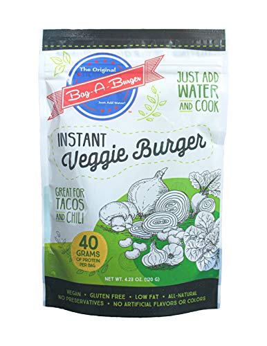 Bag-A-Burger Instant Veggie Burger
