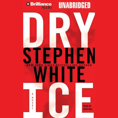 Dry Ice audiobook cover art