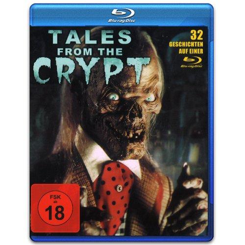 Tales From The Crypt - Geschichten aus der Gruft (32 Episoden) [Blu-ray]