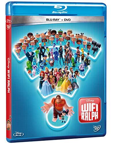 WiFi Ralph [Blu-ray+DVD]