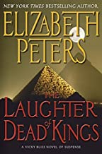 Laughter of Dead Kings (Vicky Bliss, No. 6)