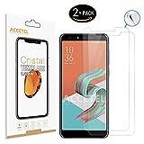 Accetel Verre trempé Remplacement pour ASUS ZenFone 5 Lite ZC600KL Film Protection...