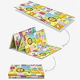 Almohadilla de juguete de espuma infantil almohadilla de juguete plegable alfombra de arrastre alfombra almohadilla de juguete bolsa de almacenamiento decoración de la habitación