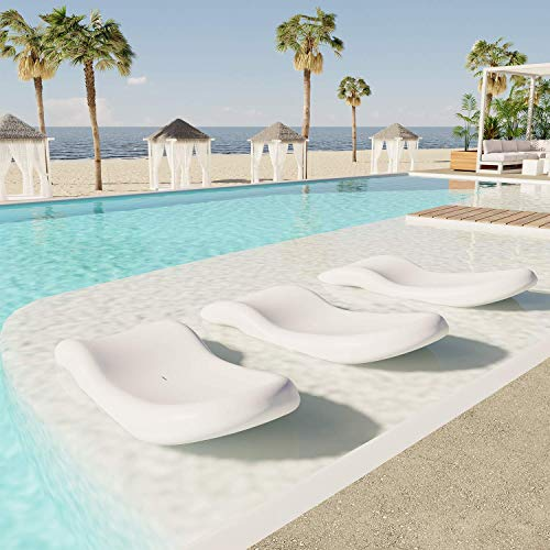MOOVERE Tumbona Exterior jardín Piscina del Hotel Club de Playa Blanco