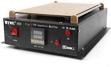 Eapmic Screen Separator Machine, 14inch 600w Smartphone Digital LCD Separator Machine Splitter Machine Built-in Vacuum Pum...