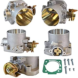 PRO RACE THROTTLE BODY 74MM 74 MM FOR HONDA CIVIC SI CRX INTEGRA GSR DIRECT FIT SOHC and DOHC D SERIES B SERIES H SERIES F SERIES