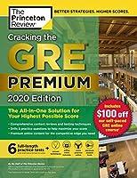 CRACKING GRE PREMIUM 2020 (GRADUATE TEST PREP)