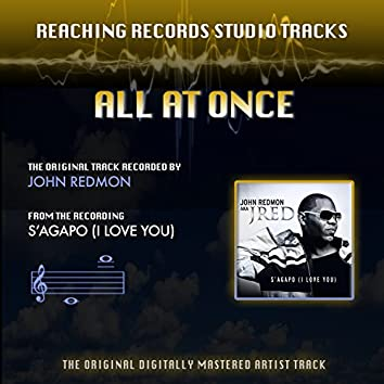 All at Once (Reaching Records Studio Tracks)