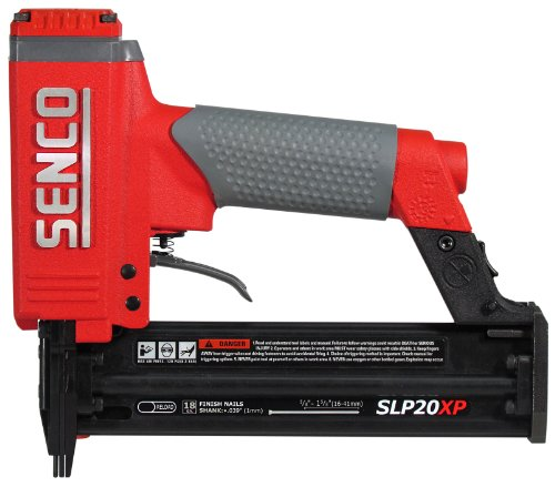 Senco SLP20XP 1-5/8-Inch 18 Gauge Brad Nailer with Case