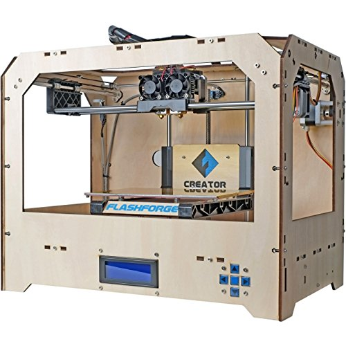 FlashForge 3D-FFG-CREWO Creator Wood Case 3D Printer | Amazon