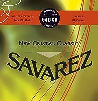 SAVAREZ 540CR RED クラシックギター弦 NEW CRISTAL CLASSIC NORMAL TENSION サバレス
