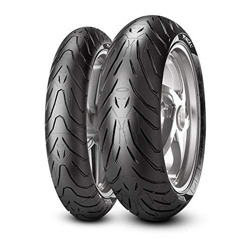 Par de gomas tren neumáticos Pirelli Angel St 120/70–17160/60–17Dot 2016