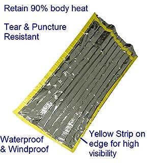 عروض حقيبة النوم الحرارية مايلر - 3 فوتبول