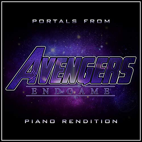 Portals from Avengers: Endgame - Piano Rendition