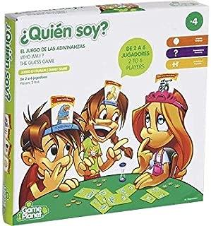 Amazon.es: 3 estrellas y más - Juegos de preguntas / Juegos de mesa: Juguetes y juegos
