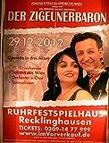 Der Zigeunerbaron - Recklinghausen 2012 -
