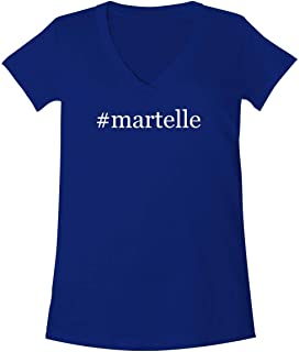 The Town Butler #Martelle - A Soft & Comfortable Women's V-Neck T-Shirt