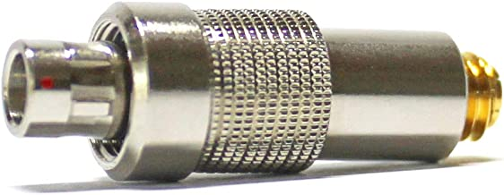 YPA C4SL-2 Microdot Adapter 3-pin lemo type FOR DPA Microphones Fits sennheiser sk2000 wireless