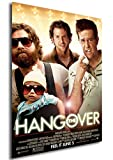 Instabuy Poster The Hangover - Theaterplakat - A3 (42x30