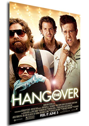 Instabuy Poster The Hangover - Theaterplakat - A3 (42x30 cm)