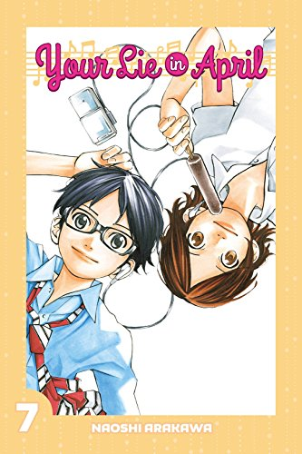 Your Lie in April Vol. 7 (English Edition)