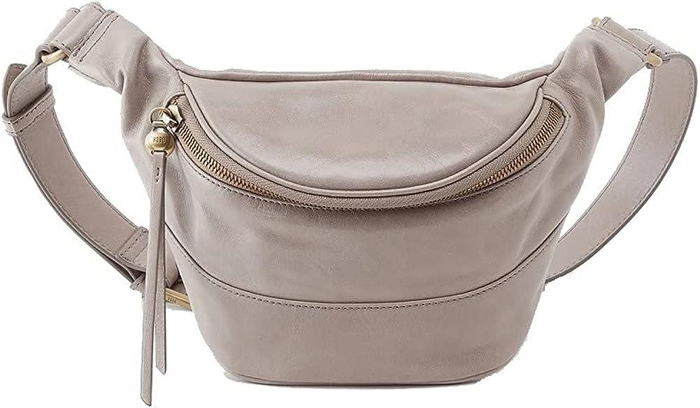 HOBO Women's Jett Leather Belt Bag In Driftwood
