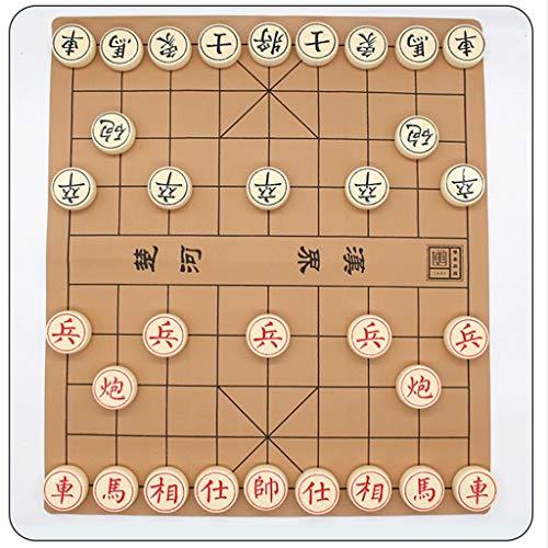 Chinesisches Schach Set Schachbrett