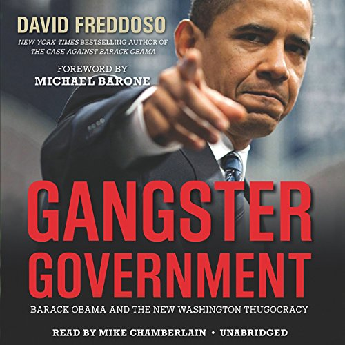 Gangster Government cover art