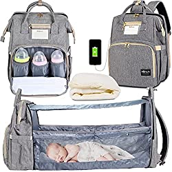 in budget affordable Replacement bag backpack with fold-out bed, portable bag for sleeping mothers with thermal bag, …