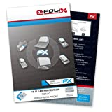 @FoliX FX-Clear-Protection - Protector de pantalla para LG KE850 Prada, color transparente