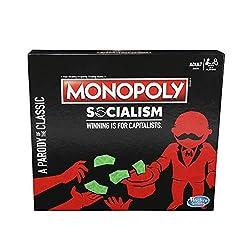Image of Monopoly Socialism Board...: Bestviewsreviews