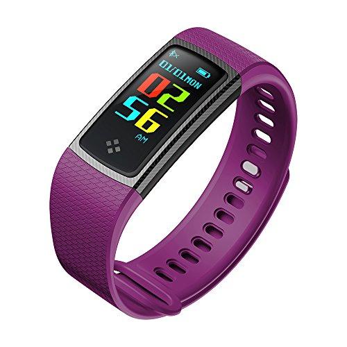Redlemon Smartwatch Pulsera Inteligente Bluetooth con Pantalla a Color, Resistente al Agua, Monitor…