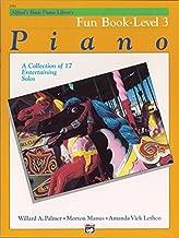 By Willard A. Palmer Alfred's Basic Piano Fun Book, Level 3 (Alfred's Basic Piano Library) (2nd Second Edition) [Paperback]