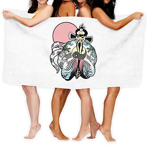 Jack Burton - Toalla de baño (secado rápido)