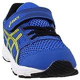 ASICS Kid's Contend 5 TS Running Shoes, K5, Illusion Blue/Lemon Spark