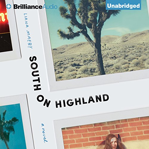 South on Highland audiobook cover art