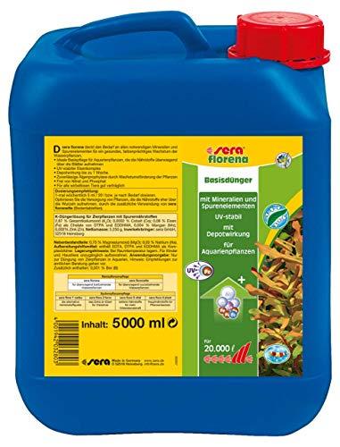 sera florena 5.000 ml, farblos, 5 Liter