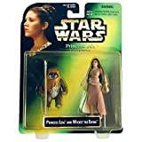 Star Wars Princess Leia Collection Princess Leia and Wicket the Ewoks Action Figure By Kenner