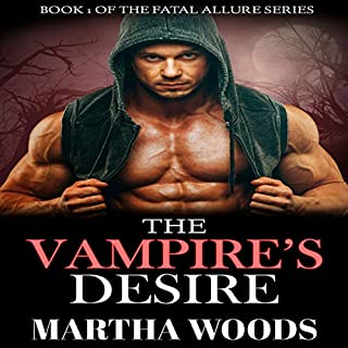 The Vampire's Desire cover art