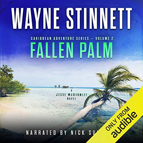 Fallen Palm: A Jesse McDermitt Novel audiobook cover art