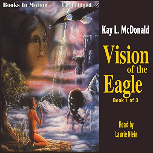 Vision of the Eagle audiobook cover art
