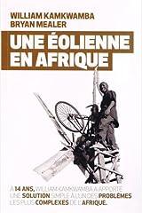 UNE EOLIENNE EN AFRIQUE (GLOBE) Paperback